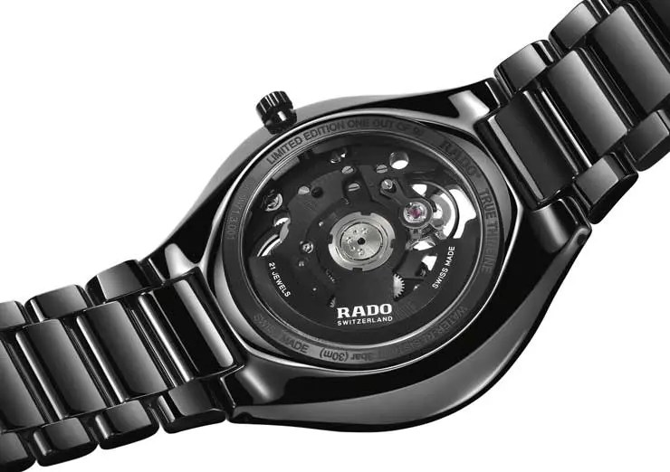 Rado True Thinline Skeleton
