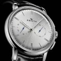 Elite Chronograph Classic Stahl: