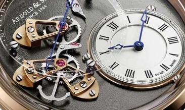 Arnold & Son von der Fondation de la Haute Horlogerie (FHH) anerkannt