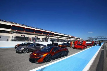 Blancpain wird Titelsponsor des SRO Ultracar Sports Club