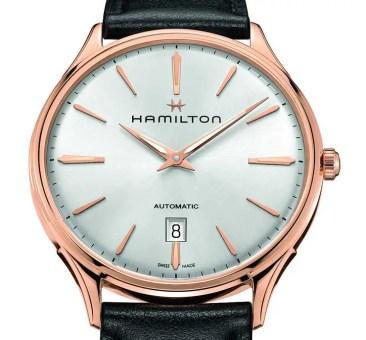 Hamilton Jazzmaster Thinline Gold
