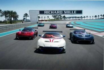 Richard Mille und Aston Martin kooperieren im Rennsport