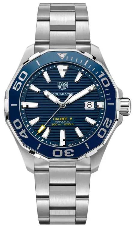 Aquaracer-300-m-blaues-zifferblatt