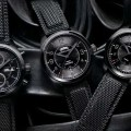 Hamilton Khaki Field Black Series