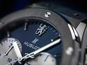 Hublot Classic Fusion Chronograph FC Chelsea