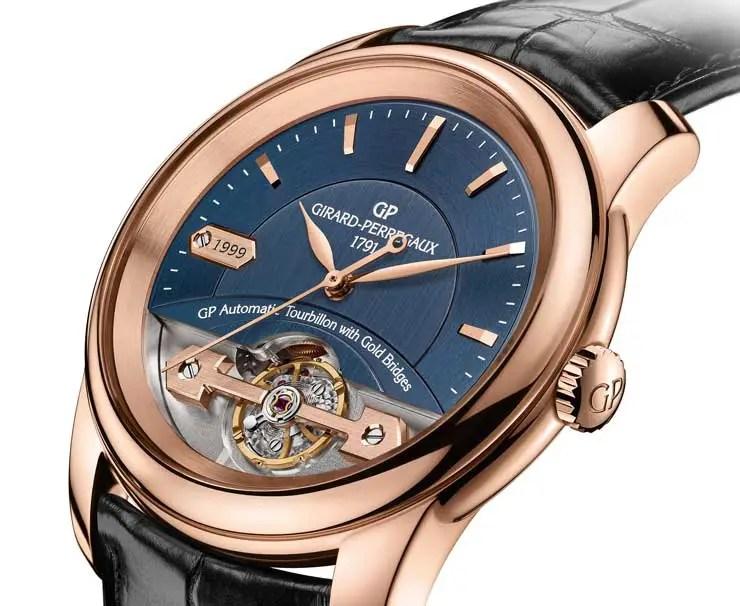 Girard-Perregaux Place Girardet: 225 limitierte Uhren zum Jubiläum