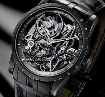 Roger Dubuis Excalibur Automatic skelettiert