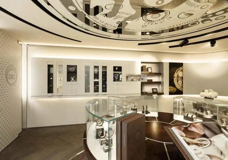 SwatchGroup - Glashütte Original Boutique Paris