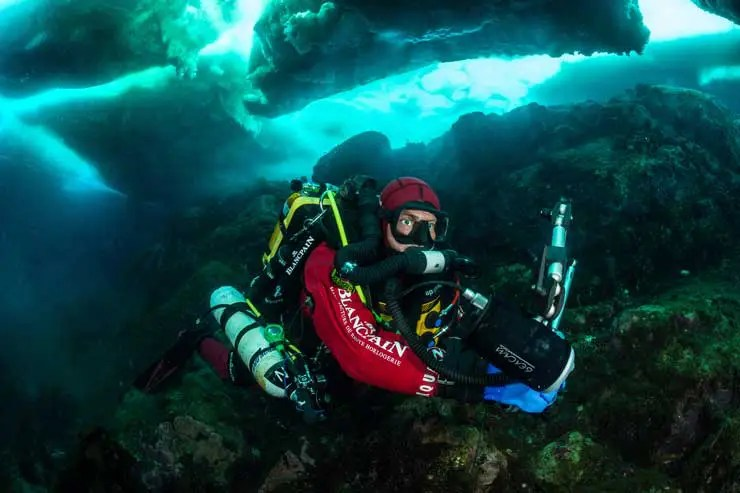 Das Blancpain Ocean Commitment: Engagement für die Unterwasserwelt