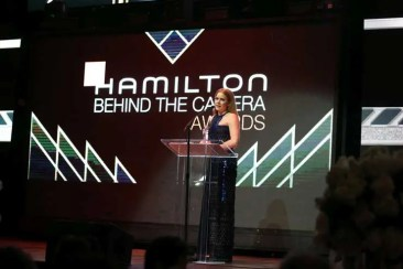 Hamilton Behind the Camera Awards 2016