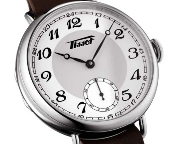 Tissot Heritage 1936: stilgerechte Vintage-Interpretation