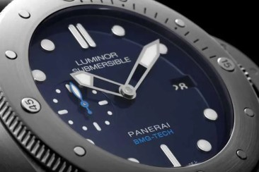 SIHH-Premiere: Panerai Luminor Submersible 1950 BMG-TECH™