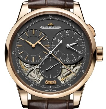 Boutique-Version: Jaeger-LeCoultre Duomètre Chronographe