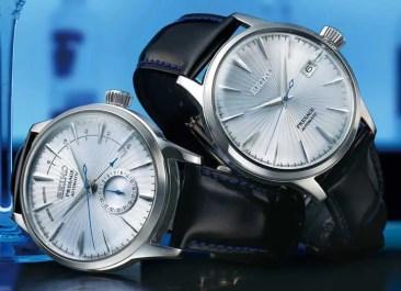 Hommage an ein Modell von 2010: Neue Seiko Presage Automatikuhren