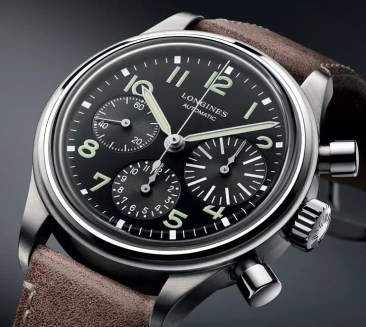 In der Tradition klassischer Fliegeruhren: The Longines Avigation BigEye