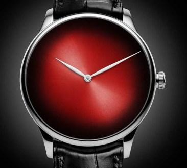H.Moser & Cie mit einer Ode in Rot für Only Watch 2017