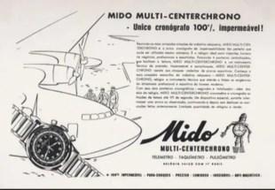 Inserat für die Mido Muiltifort