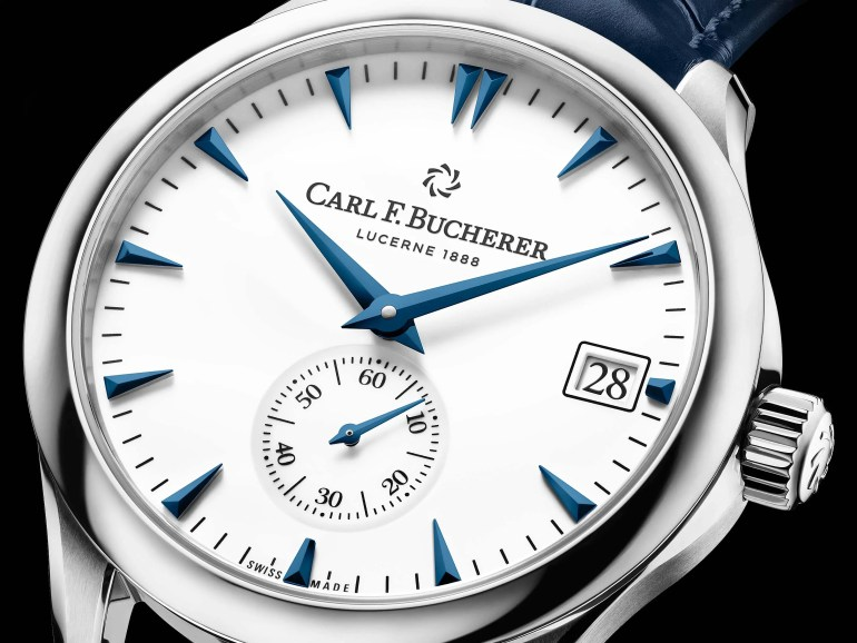 Carl F. Bucherer Manero Peripheral für Only Watch 2017