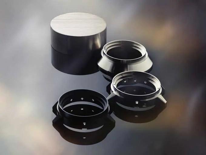 ceratanium-materialstages