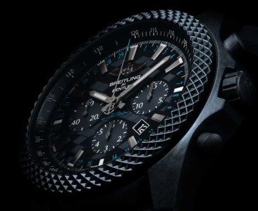 Breitling for Bentley: Bentley GT Dark Sapphire Edition