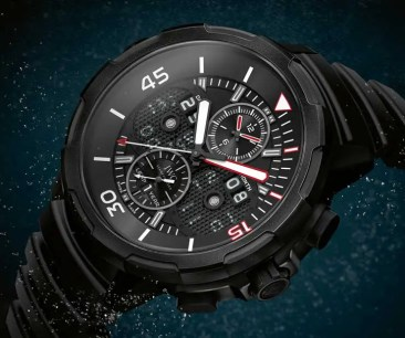 Happy Birthday: IWC Aquatimer limited Edition 50 Years Aquatimer