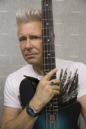 Adam Clayton, U2,