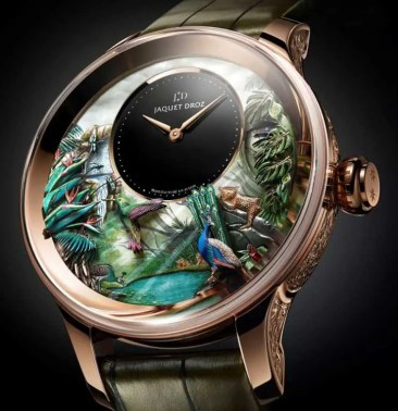 Reise in das Tropen-Paradies: Jaquet Droz Tropical Bird Repeater
