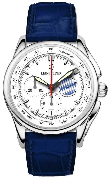 Leinfelder Meridian Bavaria Chronograph