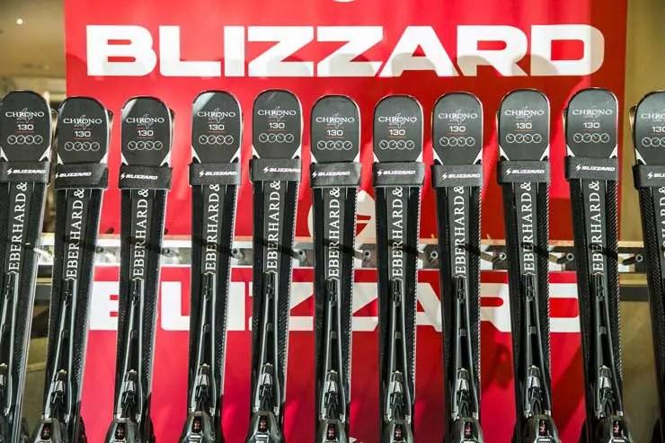 Blizzard Quattro Special Edition Chrono 4 130