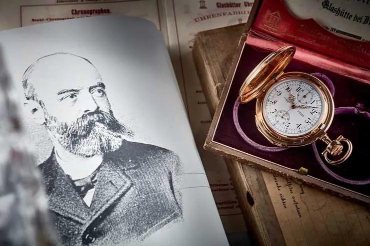 Union Glashütte feiert 125 Jahre Deutsche Uhrmacherkunst