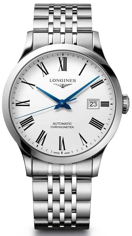 Longines Record Kollektion Ref-L2.821.4.11.6