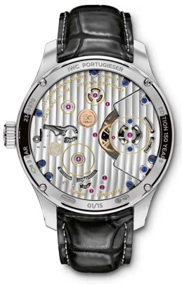 Portugieser Constant-Force Tourbillon Edition_150years_ IW590202_Back