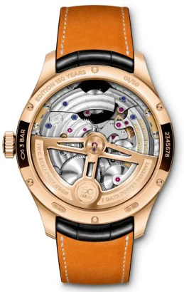 Portugieser Perpetual Calendar Tourbillon Edition _150years_ IW504501_Back