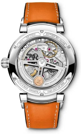 IWC DaVinci Automatic Edition _150years_ IW358102_Back
