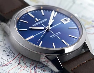 Sammlerstück: Jaeger-LeCoultre Geophysik True Second Limited Edition