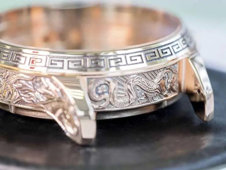 L.U.C Perpetual T – Making of Spirit of the Chinese Zodiac
