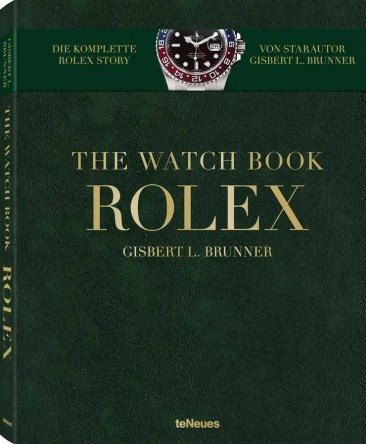 The Watch Book Rolex von Gisbert L. Brunner