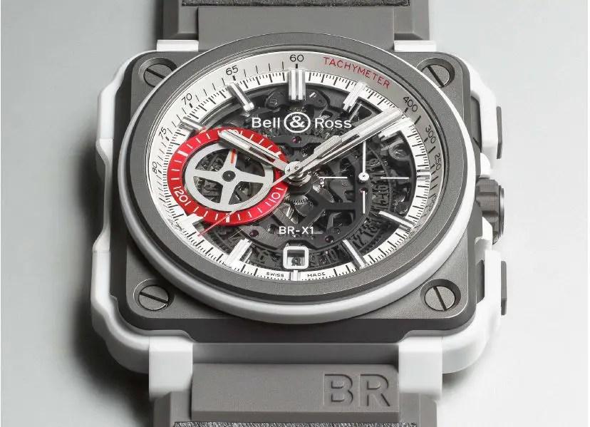 Bell & Ross BR-X1 White Hawk-Kollektion
