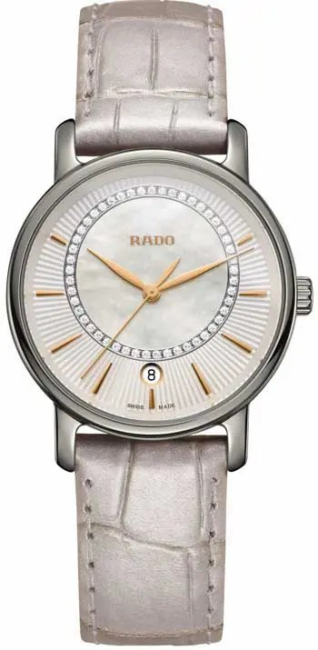 Rado Diamaster Duo Rado_Diamaster-Diamonds