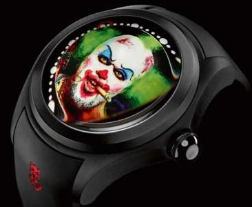 Corum Bubble Clown by Matt Barnes: Was guckst du?