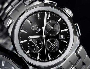 Baselworld Preview: TAG Heuer Link Chronograph
