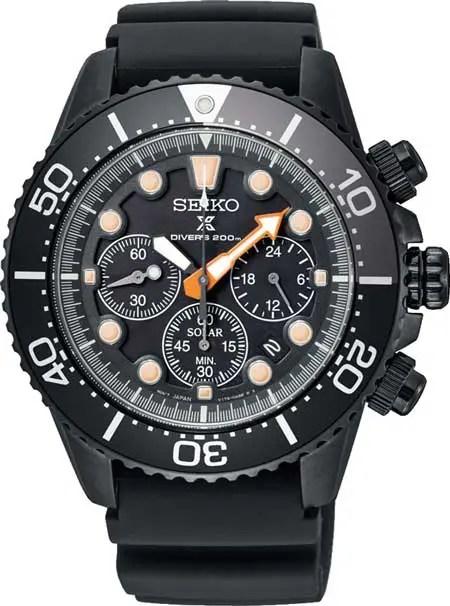 SSC673P1 Seiko Prospex Black Series Diver's