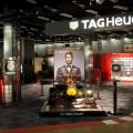 TAG Heuer auf dem Genfer Automobilsalon 2018