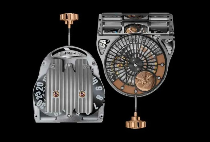 MB&F MoonMachine 2