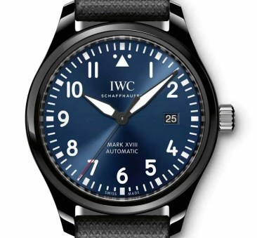 IWC Pilot's Watch Mark XVIII Edition Laureus Sport for Good Foundation