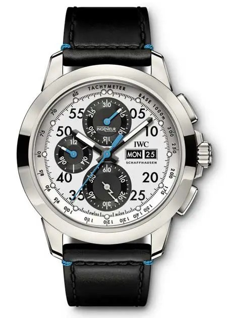 IWC Ingenieur Chronograph Sport Edition 76th Members´ Meeting at Goodwood