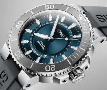 Oris Source of Life Limited Edition #ChangeForTheBetter
