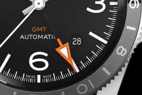 Für Globetrotter: Bell & Ross BR V2-93 GMT 24H mit drei Zeitzonen