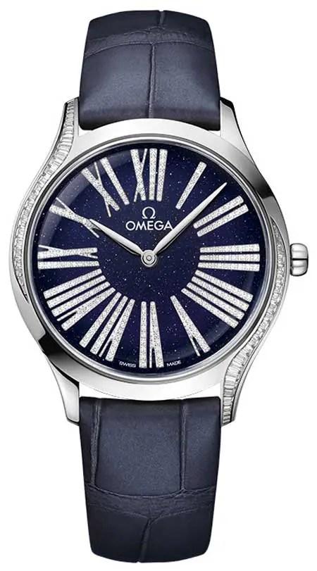 neue Luxus-Varianten der Omega Trésor