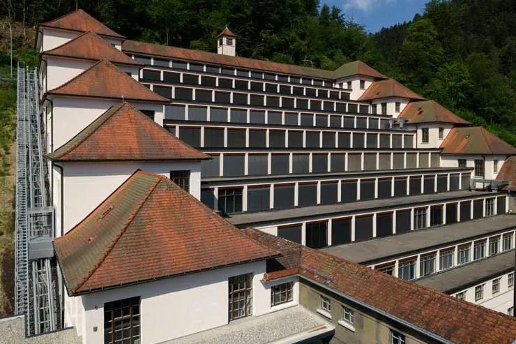 Junghans Terrassenbau Museum in Schramberg eröffnet
